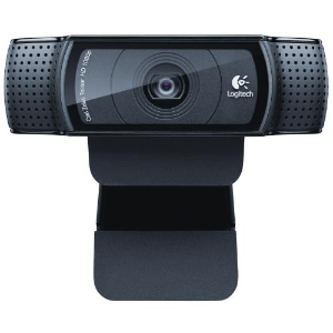 photo of Logitech C920 camera