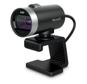 photo of Microsoft Lifecam cinema camera